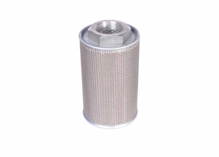 "G 1 1/4""  Steel Recycle Vacuum Pump Accessories , Washable And Cleanable Air Filter"