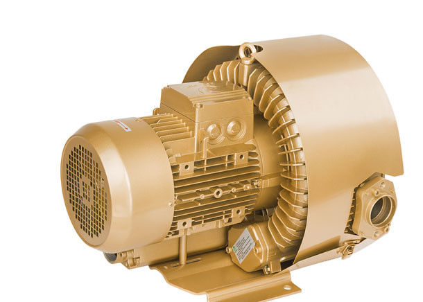7.5kw Roots Blower 2 Stage Vacuum Pump For Waste Sewage Treatment